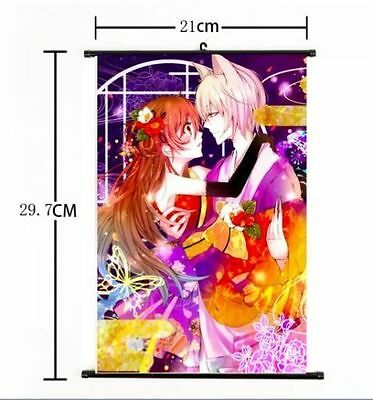 1319 Anime Kamisama Kiss Kamisama Hajimemashita Wall Scroll Poster Home Decor A
