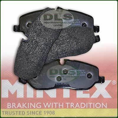 LR019618M Land Rover Discovery 3 /& 4* Front Brake Pad Set MINTEX