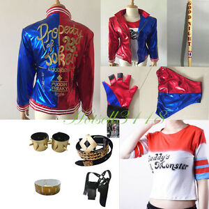 Harley-Quinn-Suicide-Squad-Jacket-Costume-Cosplay-Movie-Halloween-Batman-Joker