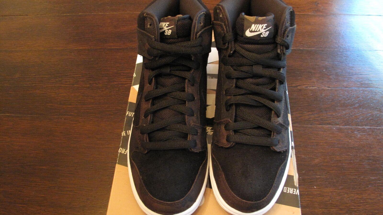 Mens Nike Dunk High Pro SB Size 8.5, Iguana-Black