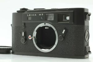 Exc5-Modell-1973-Leica-m5-Black-Rangefinder-Film-Camera-Body-from-Japan-356