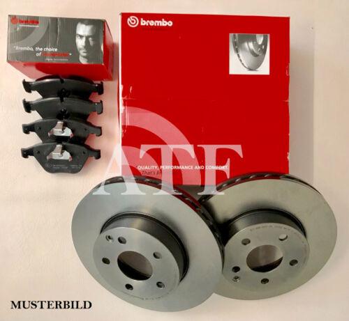 BREMBO Bremsscheiben Bremsen Bremsbeläge VW Touran 1T3 Hinten 272mm