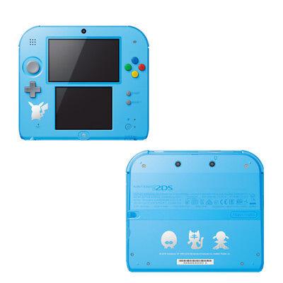 Nintendo 2DS - Light Blue  (Pokemon Sun) Handheld System