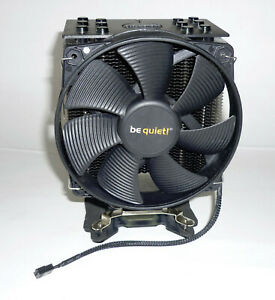be quiet! Dark Rock 2 CPU-Kühler / CPU-Lüfter Cooler · Sockel: Intel 1155 *TOP!