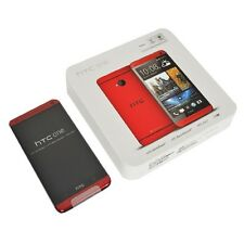 HTC One 801N 32GB Red Factory Unlocked 4G LTE 34 2G Boxed GSM - 14 Days