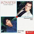 Faur', Franck: Sonates (CD, Sep-2007, Skarbo)