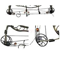 Universal 3/4 Bow Press With Quad Limb L Brackets For Archery Compound Bow
