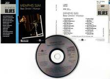 "MEMPHIS SLIM ""Beer Drinkin' Woman"" (CD) Les Génies du Blues"