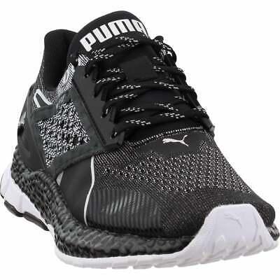 puma hybrid astro casual running shoes  black  womens  ebay