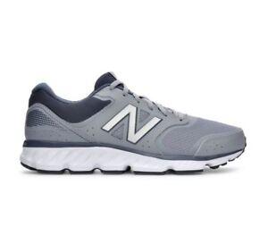 New Homme Nib Chaussure Nolid M675ls3 Gris à Balance de course pied 11 pour 8 Bleu marine fwq4f