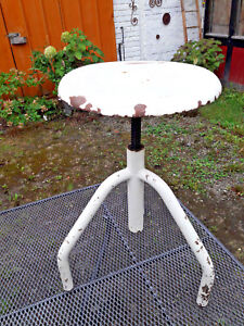 Alter Drehhocker Werkstatthocker, Industry Stile Vintage Shabby Chair - Großalmerode, Deutschland - Alter Drehhocker Werkstatthocker, Industry Stile Vintage Shabby Chair - Großalmerode, Deutschland