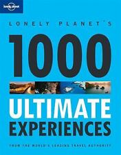 Lonely Planet 1000 Ultimate Experiences-ExLibrary