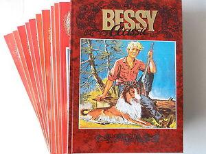 BESSY-CLASSIC-1-Luxus-2-3-4-5-6-7-8-9-10-11-12-komplett-Hethke-Softcover