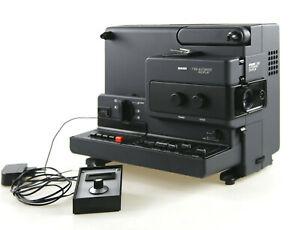 Details about Super8 Film Projector Bauer T502 for Digitization Digitising