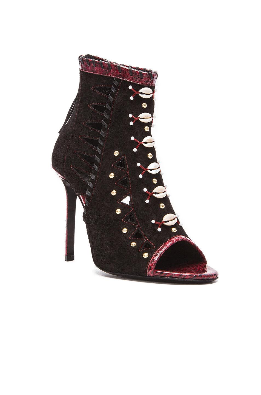 Tamara Mellon Cheyenne Sandals 105MM Heels   995 NUOVO  al prezzo più basso