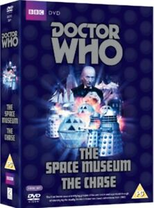 Neuf-Doctor-Who-Space-Museum-The-Chase-DVD