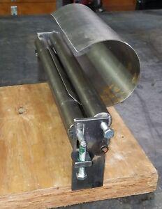 12 Quot X 10 Gauge Sheet Metal Roller Slip Roll Rolling