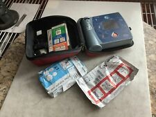 Philips M3861a Heartstart Defibrillator With Battery And Pads