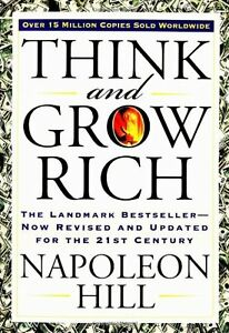 Think-and-Grow-Rich-By-Napoleon-Hill-Paperback-Brand-NEW-amp-Free-Shipping-AUS