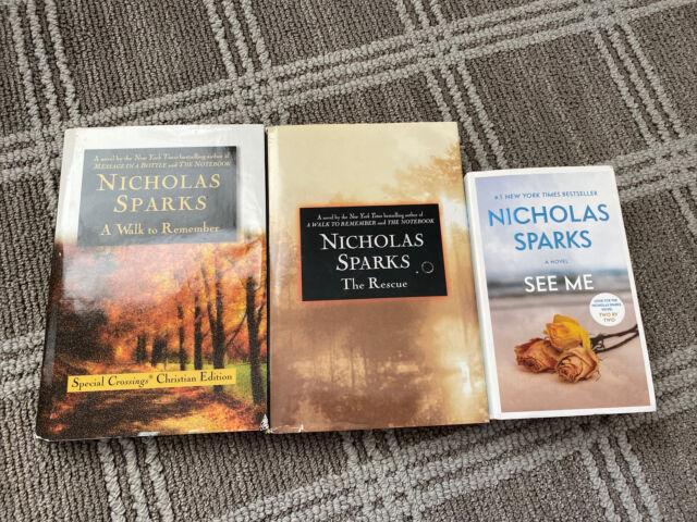 See Me Nicholas Sparks Deutsch