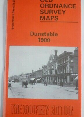 Old Ordnance Survey Map Royal Burgh Peebles Scotland 1906 Godfrey Edition New