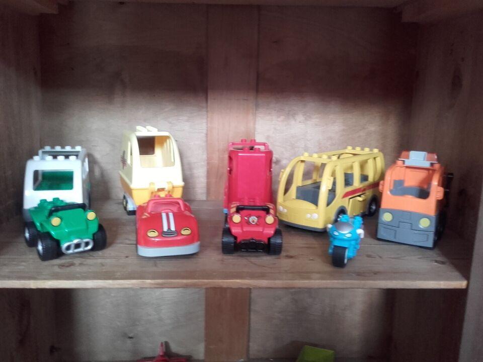 Lego Duplo, bus