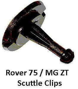 3 X Genuine Rover 75 MGZT Ssuttle Panel Clip EYC101470PMA