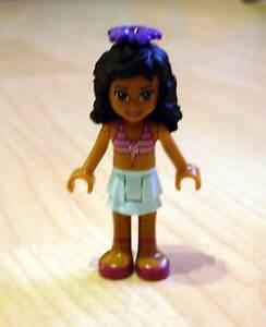 2 x Lego Friends Mädchen Figur