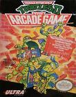Teenage Mutant Ninja Turtles 2: The Acrade Game (Nintendo Entertainment System, 1990)