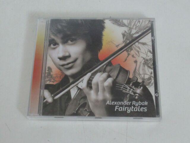 Alexander Rybak / Fairytales (Emi 5099996631621) CD Album