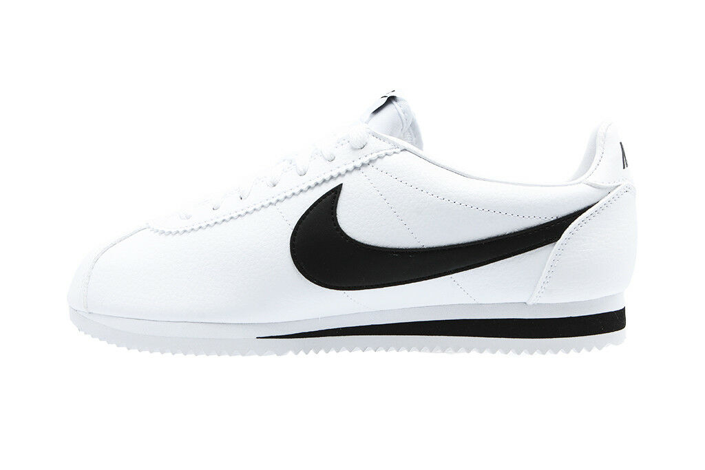 Nike Tailles6 Classic Cortez Cuir, pour Hommes Tailles6 Nike - 11, 749571-100, Bnwb 4bf6be