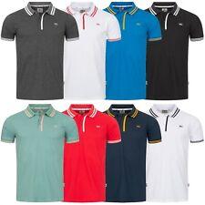 Herren T-Shirt Poloshirt TShirt Herren Shirt Basic Sommer Polokragen H-283 S-5XL