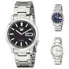 Seiko 5 Men's Stainless Steel Bracelet Automatic Watch