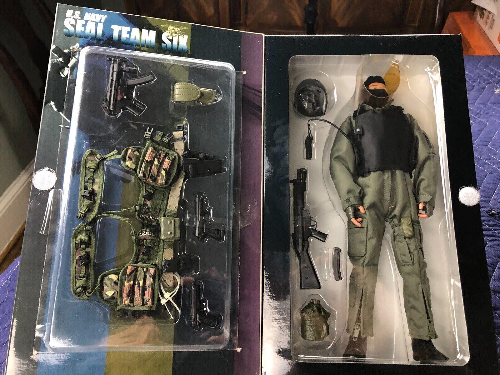 Dragon US Navy Seal Team Six  Steve Action Figure