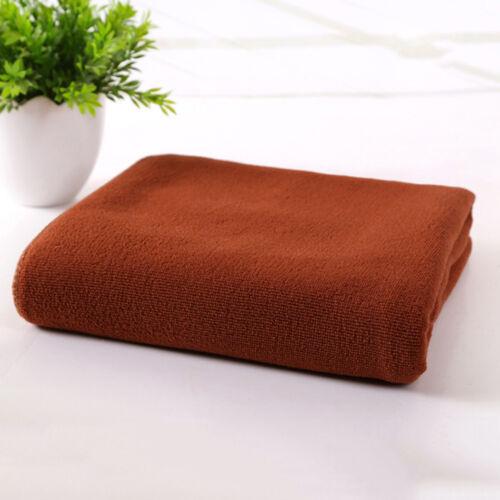 Microfiber Fast Drying Bath Towel Beach Sport Car Soft Wrap Towel 30x70cm New