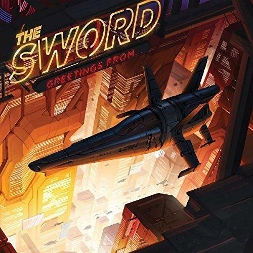The Sword - Greetings From... (NEW CD)