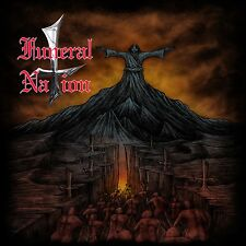 "Funeral Nation ""Self Titled 3 song ep"" CD.. Venom Slayer Chicago  Master Satanic"