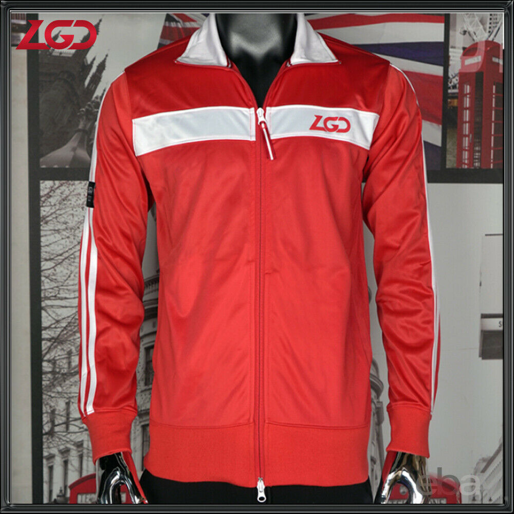LGD Gaming rot Sports Esports Track Jacket S-2XL Autumn Spring Casual Sportswear