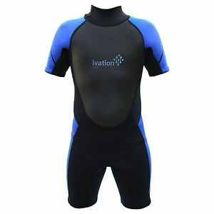 Ivation-3mm-Short-Wetsuit-for-Kids-Crafted-of-Premium-Neoprene