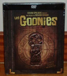 LOS-GOONIES-THE-GOONIES-DIGIBOOK-DVD-LIBRO-NUEVO-PRECINTADO-STEVEN-SPIELBERG-R2