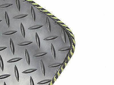 2010 on Tailored Fit Rubber 3mm Car Floor Mats 1pc Mat for Ssangyong Korando