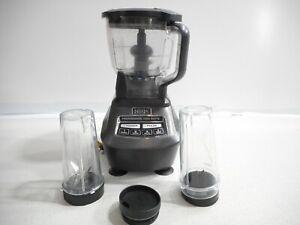 ninja - mega kitchen system 72-oz. blender - black bl770