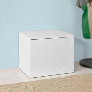 sobuy banc de rangement meuble commode chaussures meuble d 39 entr e fsr46 w fr ebay. Black Bedroom Furniture Sets. Home Design Ideas