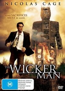 The-Wicker-Man-DVD-2007-Nicolas-Cage-FREE-POST