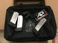 Springfield Armory XD-S .45 ACP 6 Rounds Mid Sleeve Stainless Steel Magazine - XDS5006