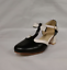 Bowknot-Women-Mid-Heels-T-strap-Round-Toe-Patchwork-Chunky-Buckle-Mary-Jane-Shoe thumbnail 5