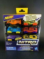 Nerf Nitro Foam Car 3-Pack Hasbro E1235 Version 7