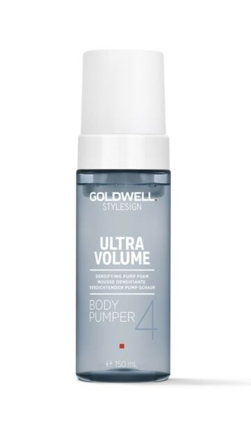 GOLDWELL STYLESIGN BODY PUMPER 150 ML