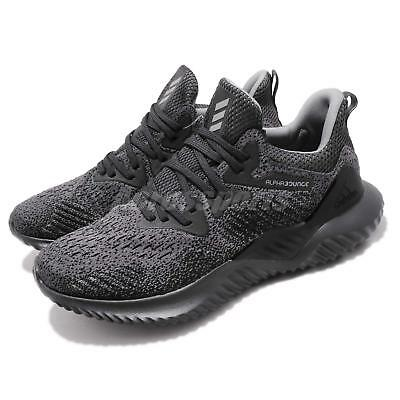 c3f214fa18e84 adidas Alphabounce Beyond M Carbon Grey Men Running Training Shoe Sneaker  AQ0573