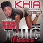 Thug Misses [PA] by Khia (CD, Apr-2002, Artemis Records)